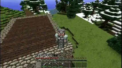 Minecraft Импровизация и в мината
