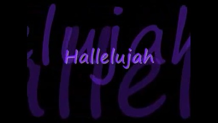 Rufus Wainwright- Hallelujah текст и превод