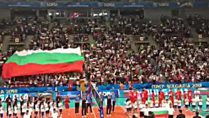 """""""Моята новина"""": От волейболния мач България-Канада"""