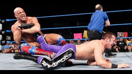 Kurt Angle vs. Roderick Strong - Kurt Angle Invitational: SmackDown, Jan. 13, 2005