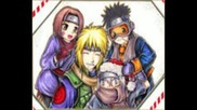 Kakashi, Obito, Rin - Sadness And Sorrow