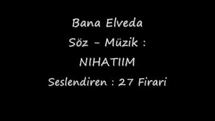 4 - 29 Yilin Sarkisi Gidiyorum Bana Elveda 2010 2011 4 - 29