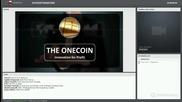 Новости при Onecoin - уебинар