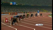 Usain Bolt - 200m World record Beijing 2008