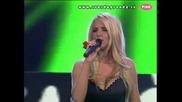 Bojana Sarovic - Nikada vise ( Zvezde Granda 2010/2011 )
