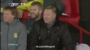 Манчестър Юнайтед 0:1 Саутхямптън 11.01.2015