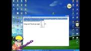 Ето Как Да Вградим Картинка В Notepad и след като сеифаме да я отворим с Internet Explorer
