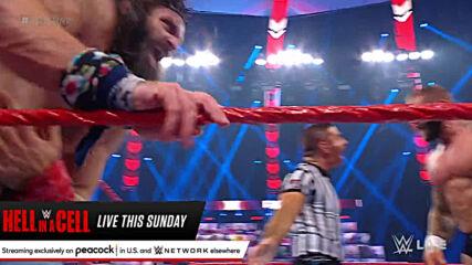 Jaxson Ryker vs. Elias: Raw, June 14, 2021