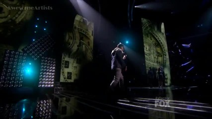 Astro ( Brian Bradley ) X Factor 2011
