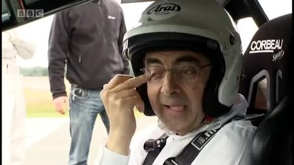 Top Gear - Johnny English тества кола
