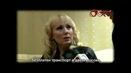 Lepa Brena - Reportaza, Bansko, 17. 01. '09, FEN TV
