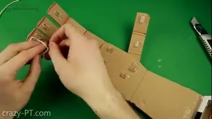 Интересно .. Вижте как да си направите импровизирана ръка