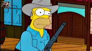 Семейство Симпсън С12 Е02 - Хоумър става кмет епизода с The Who Бг аудиo
