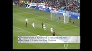 """""""Манчестър Юнайтед"""" с грешна стъпка след 1:1 като гост на """"Суонзи"""""""
