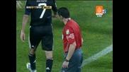 18.04 Птица прекъсва двубоя м - у Рекреативо и Реал Мадрид - Смях