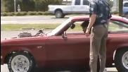 Undercover Cop Car Stops Me Testing Blown Vega