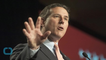 Republican Rick Santorum to Enter 2016 White House Race