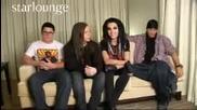 Tokio Hotel interview [msn 09.09.2009]