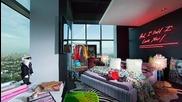 Вдъхновяващ апартамент в Лос Анжелис