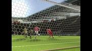 Гол от Arsenal-fifa 10