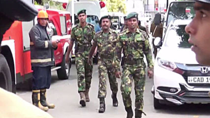 Sri Lanka: Police detain seven suspects in relation to bombings