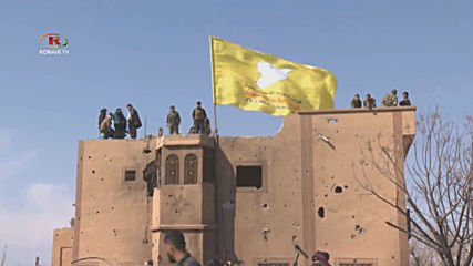 Syria: SDF claims victory over IS in Syria
