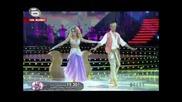 Dancing Stars2 - Ориенталски танц - Станислава и Георги