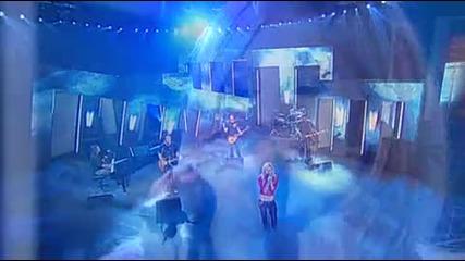 Avril Lavigne - When Youre Gone live Wetten Dass