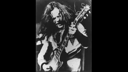 Paul Kossoff - Long Way Down to the Top