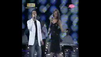 Goga Sekulic - Tvoje Oci (duet Osman Hadzic)
