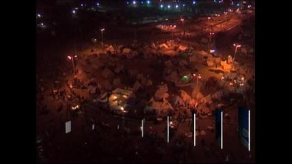 """Нови протести срещу проектоконституцията """"събудиха"""" Кайро в сряда"""