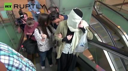 Teenage Russian ISIS Recruit Varvara Karaulova Deported from Istanbul