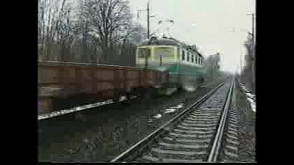 Електрически Локомотив 182 105 С Тв