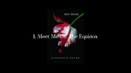 Meet Me On The Equinox - Death Cab For Cutie ;; трак1 ;;
