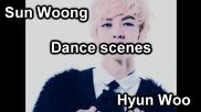 Ma Boy-dance scene
