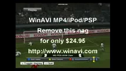 pes2009 gol benayon