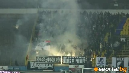 Левски 1:2 Локо Пловдив