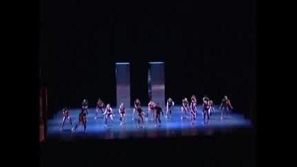 Sofia Dance Week 2008. Сцена от спектакъла на Атербалето - Ромео и Жулиета