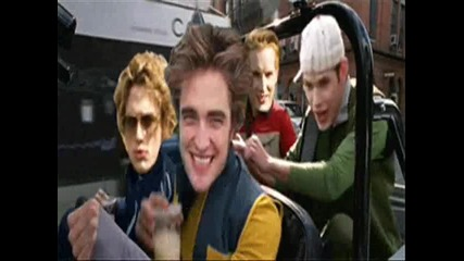 Edward Cullen Купонясва Много смях! Част 1