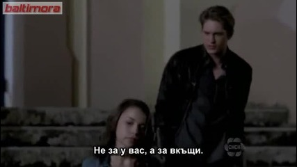 The Secret Circle - Loner [s01/e03] (2/2)