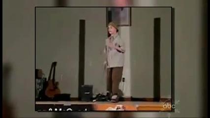 Justin Bieber - Най очарователен човек в шоуто на Барбара Уолтърс