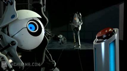 Portal 2 Coop Debut Trailer