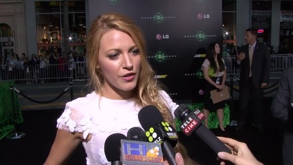 Blake Lively Says She Can't Wait to Get Older