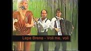 Lepa Brena - Voli me, voli - Hq - Prevod