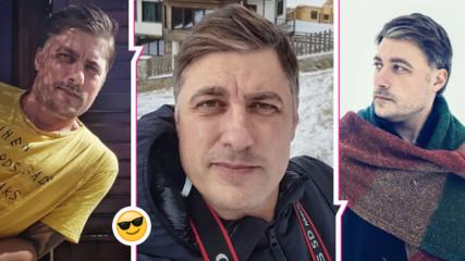 Сексимволът на българското кино: какво прави Владо Карамазов по време на карантина