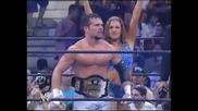Jamie Noble & Tajiri w/ Nidia vs. Billy Kidman & The Hurricane - Wwe Smackdown 27.06.2002