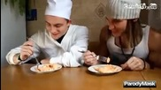 Jackass в Русия - част 3. Много смях!