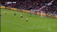 Съндърланд - Ливърпул 0:1 /Висша Лига, 19-и Кръг/