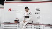 F1 Представяне на отбора Sauber