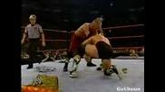 Raven vs. Bradshaw (wwe Hardcore Championship Match) - Wwe Heat 14.07.2002